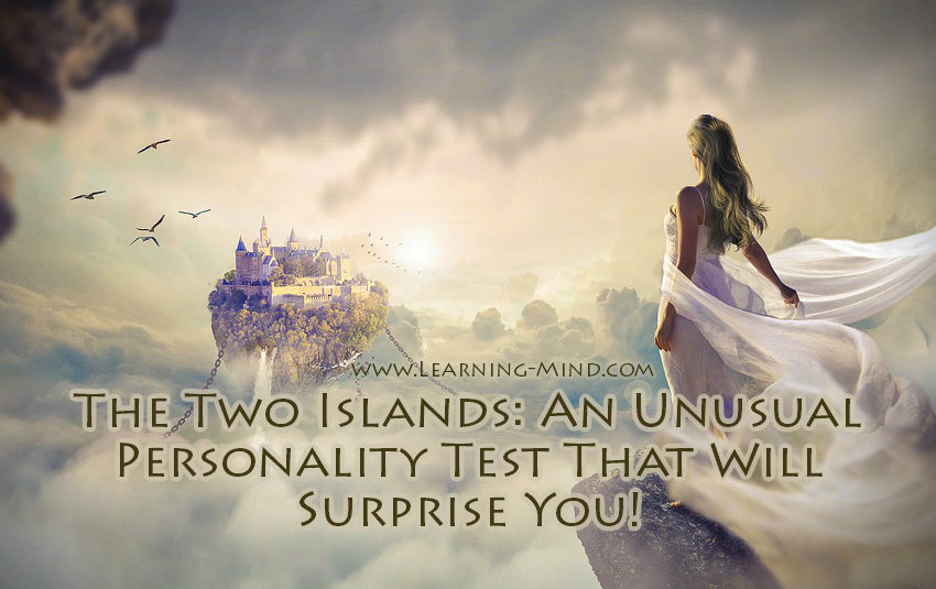 two islands personality test