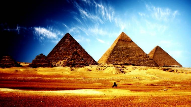 Secrets of the Ancient Pyramids