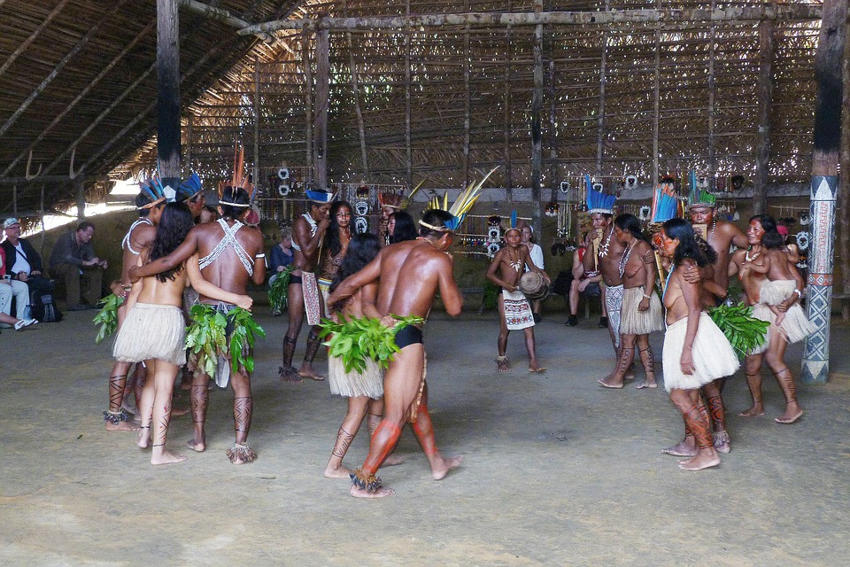 primitive tribes
