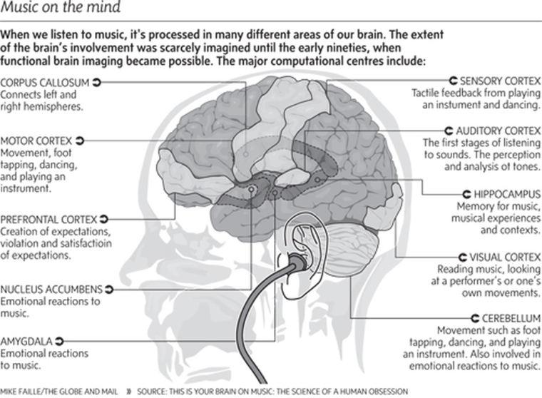 music on the mind