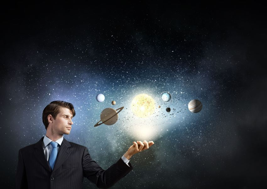your cosmic address