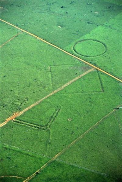 amazon geoglyphs