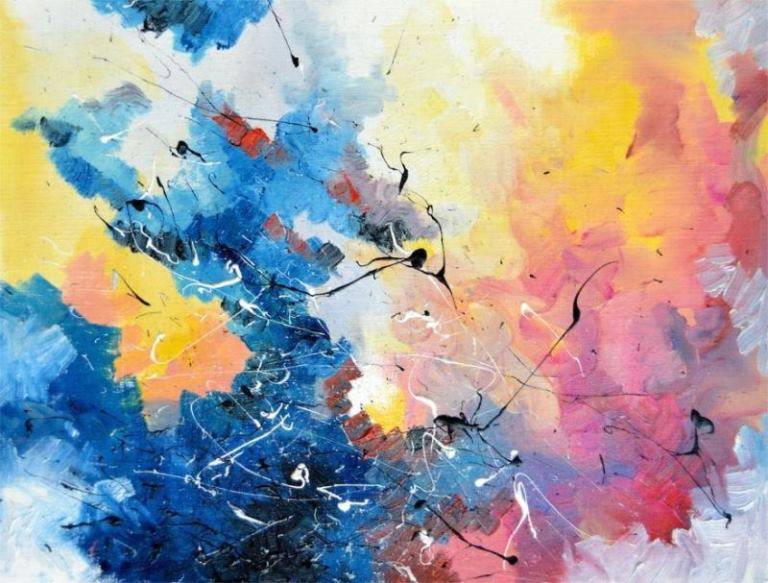 artist with synesthesia life on mars