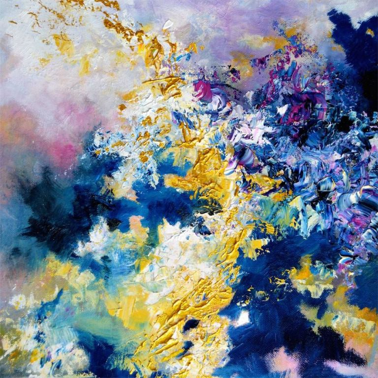 artist with synesthesia little wing