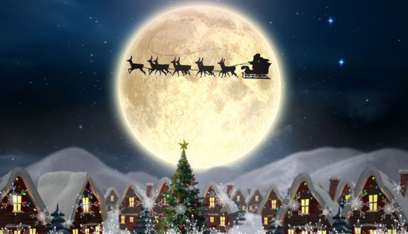 This Christmas We Will Have a Full Moon First Time in 38 Years ...