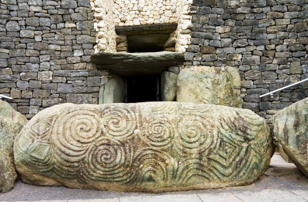 spiral ancient cultures