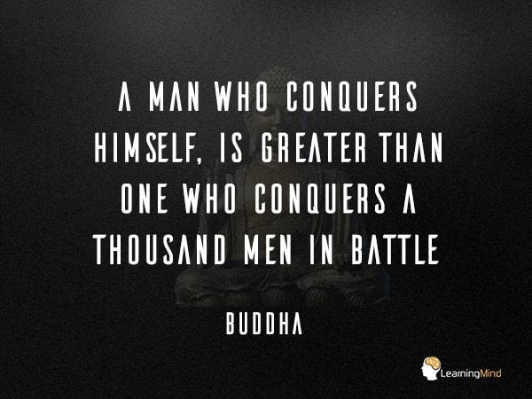 A man who conquers