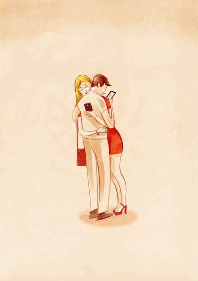 21st century powerful illustrations of Marco Melgrati
