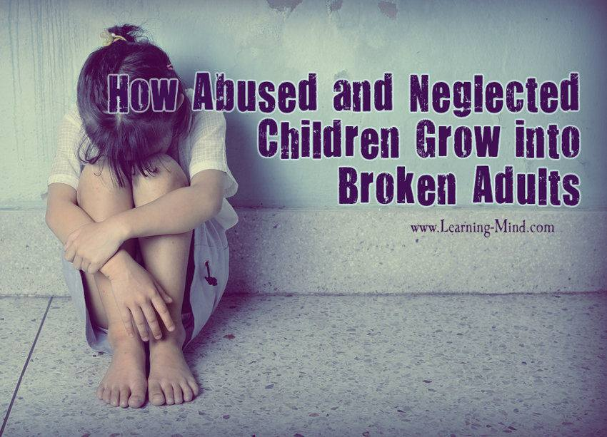 Neglected children and mental illness