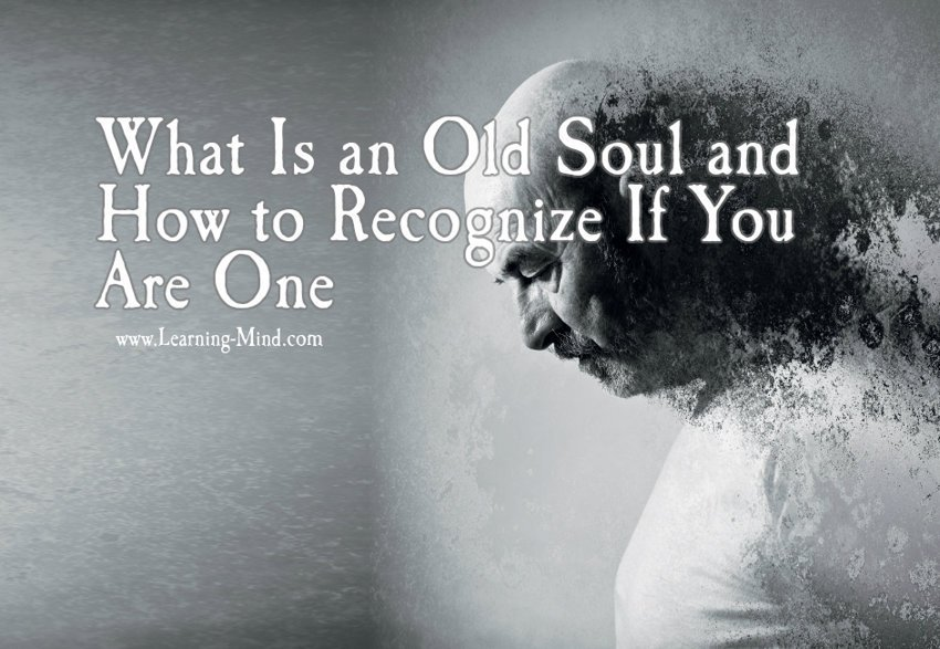 what is an old soul