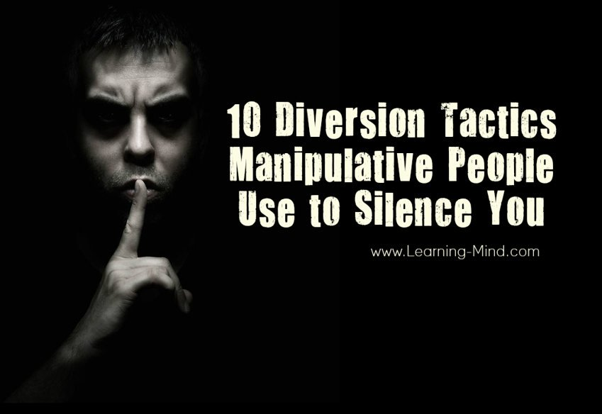 How to deal with a manipulator at work