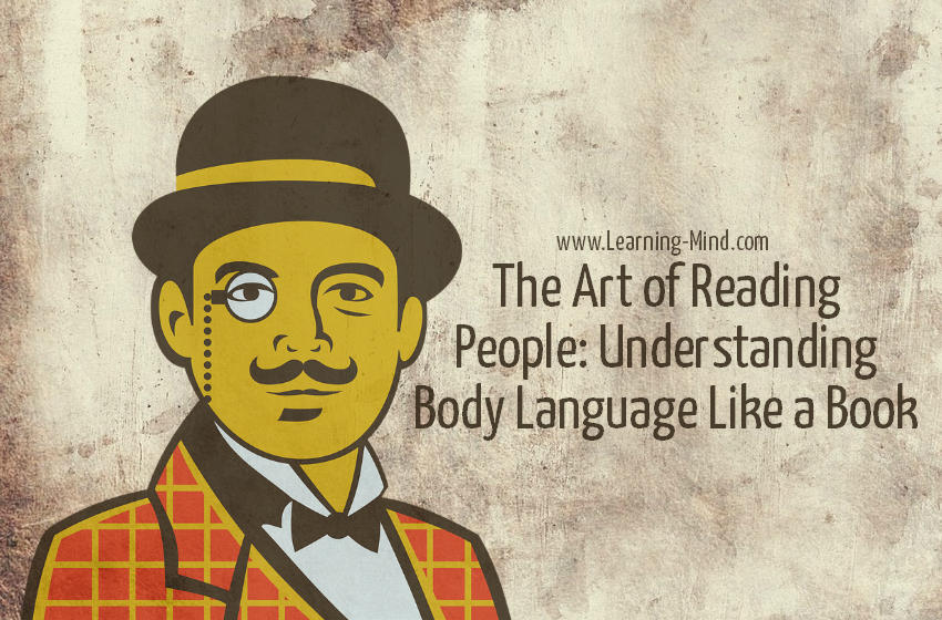 reading people body language