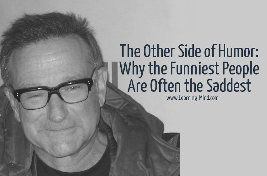 the other side of humor why the funniest people are often the