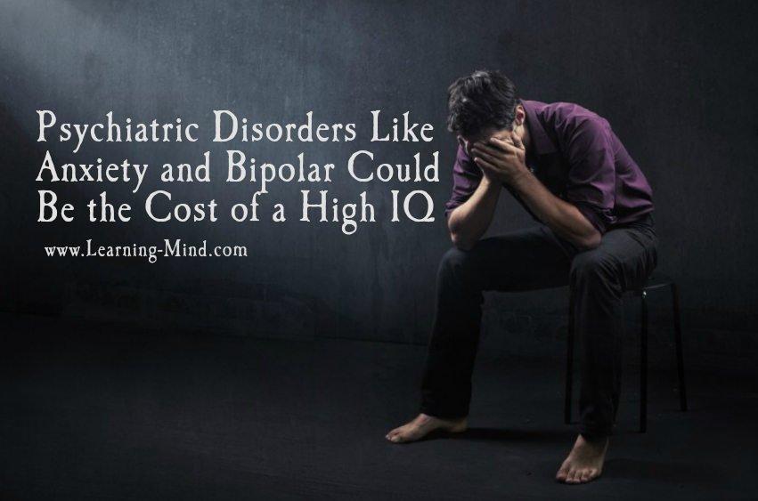 psychiatric disorders iq