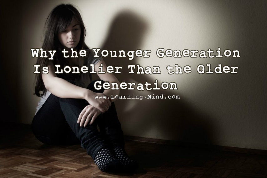 the younger generation loneliness
