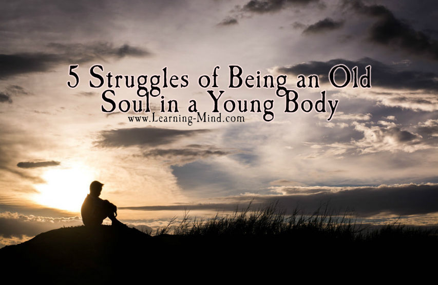 being an old soul young