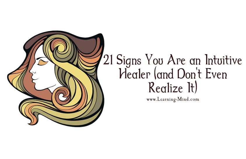 intuitive healer