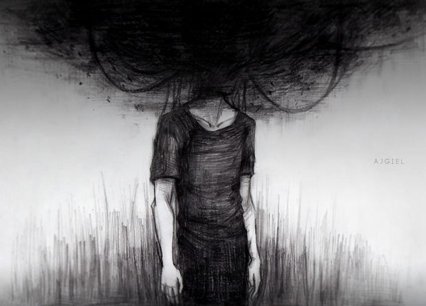 11 Artworks That Define Depression Better Than Words Ever Could