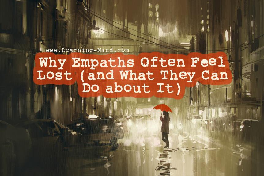 feel lost empaths