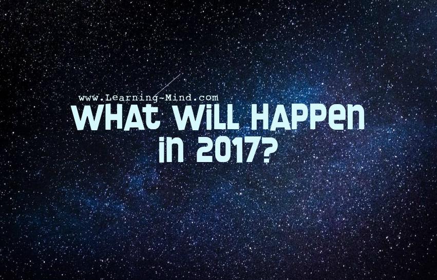 what will happen in 2017