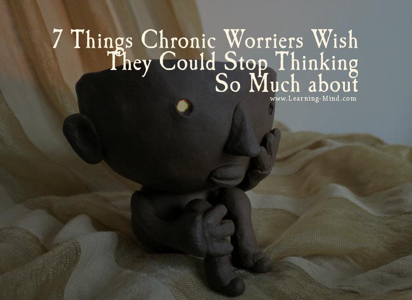 chronic worriers