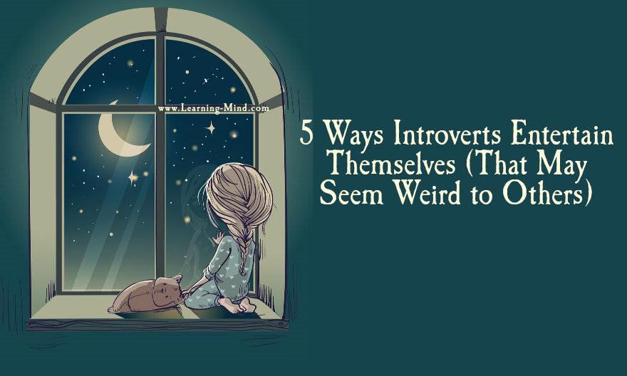 leisure activities introverts