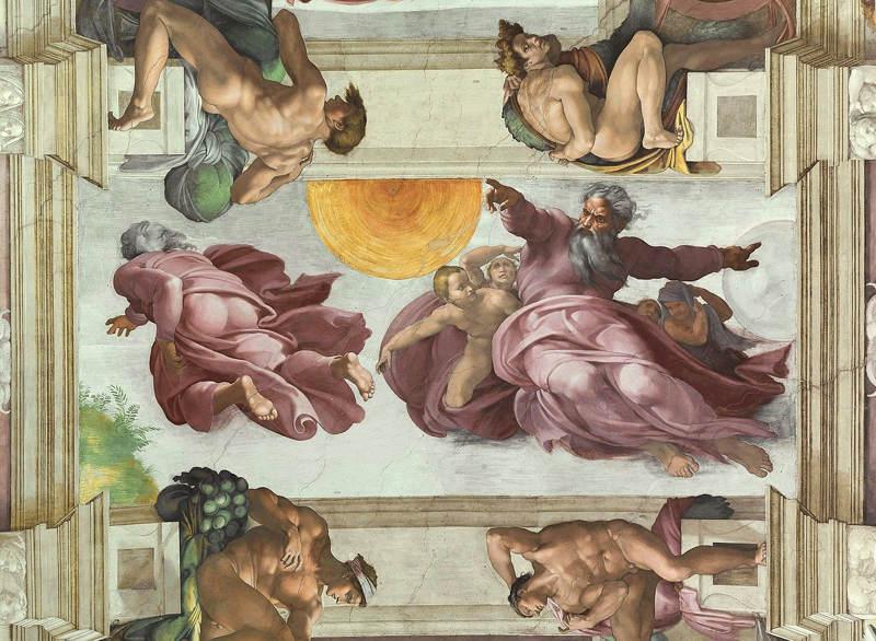 art styles Michelangelo