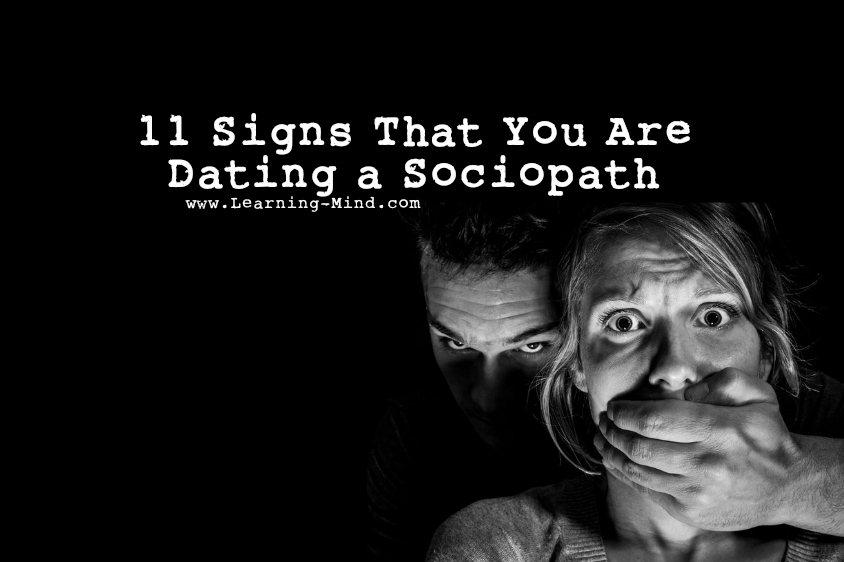 dating a sociopath