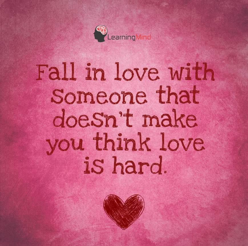 Love Is Hard Quotes: Learning Mind