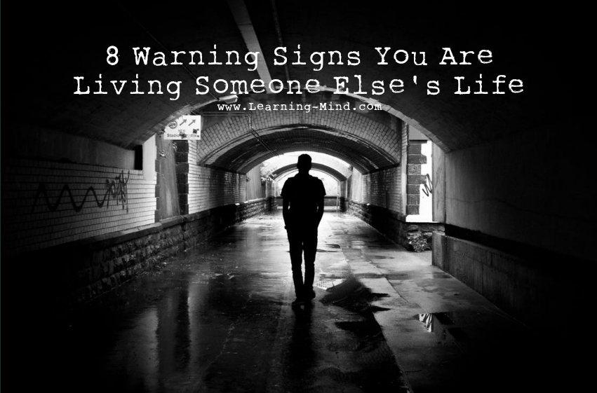 someone else life