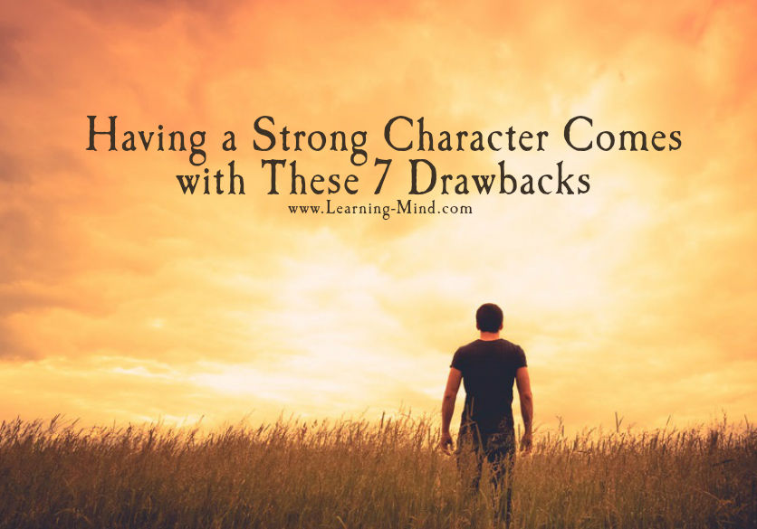 strong character
