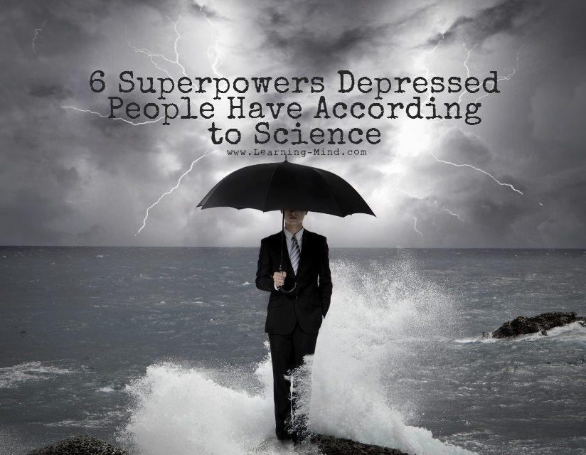 depressed people