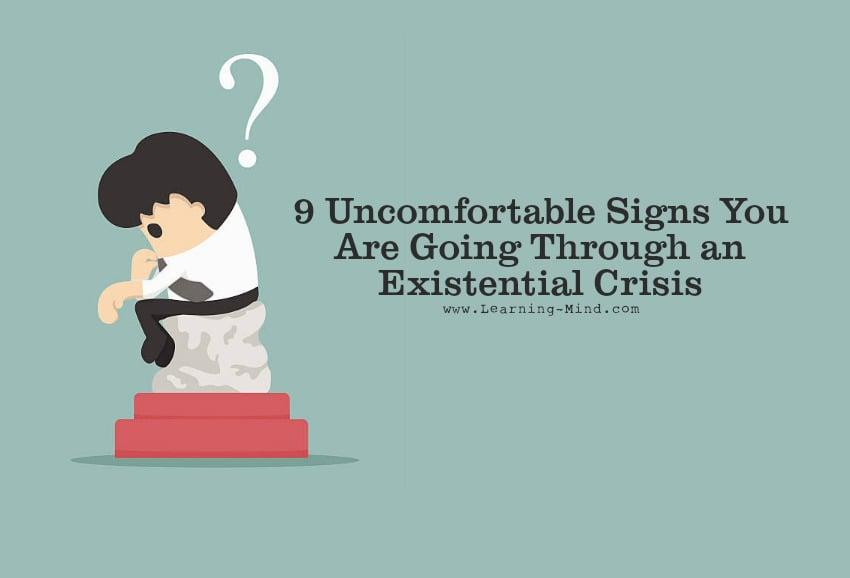 existential crisis