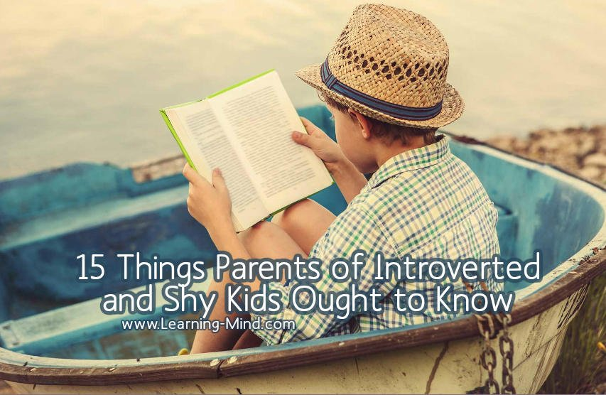 introverted shy kids