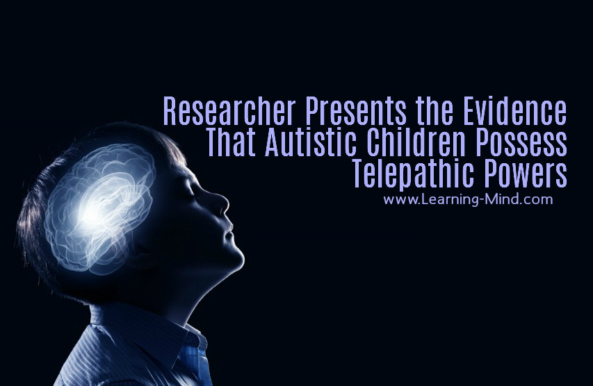 autistic children telepathy