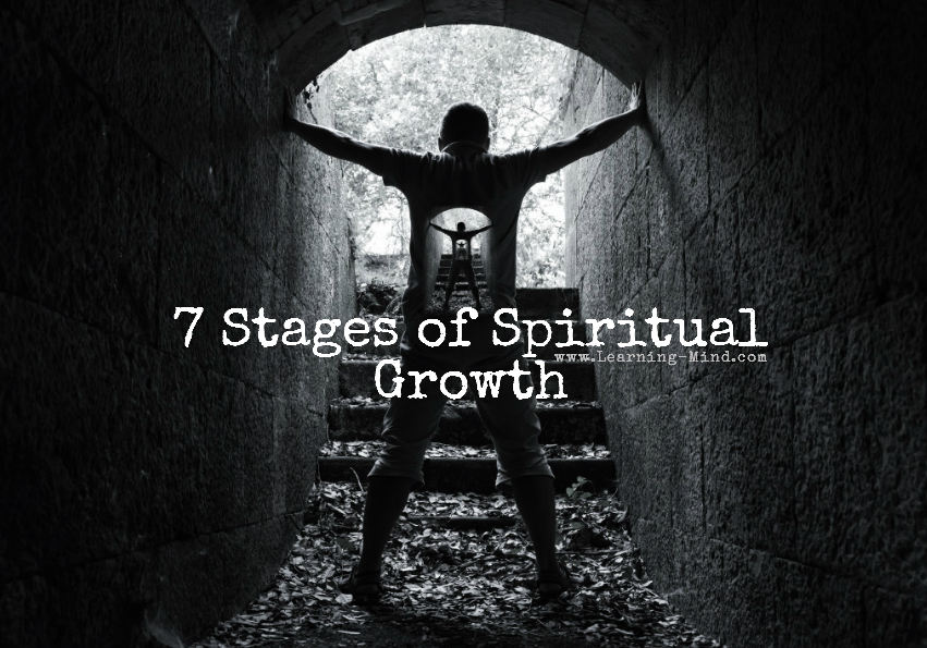 7 Stages Of Spiritual Growth Which Stage Are You In Learning Mind