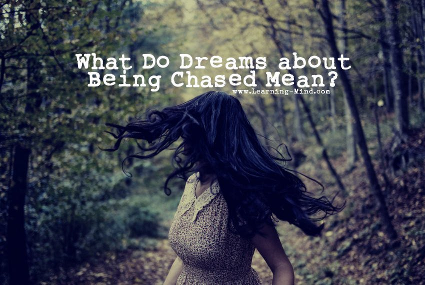 dreams about being chased