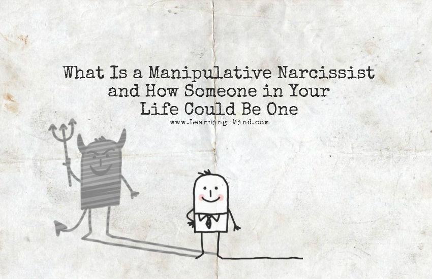 Narcissistic manipulative behavior