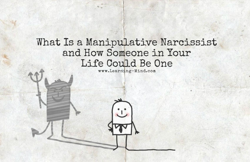 manipulative narcissist