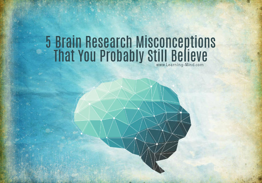 brain research neuromyths