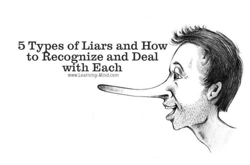 types of liars recognize