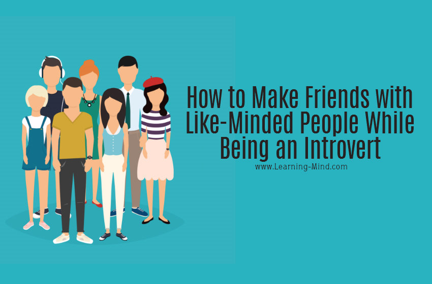 how to make friends introvert