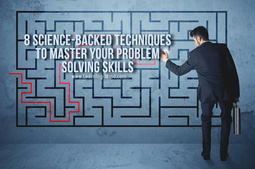 how to enhance problem solving skills