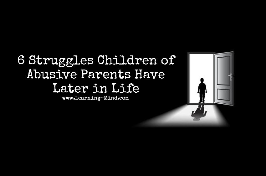 abusive parents children