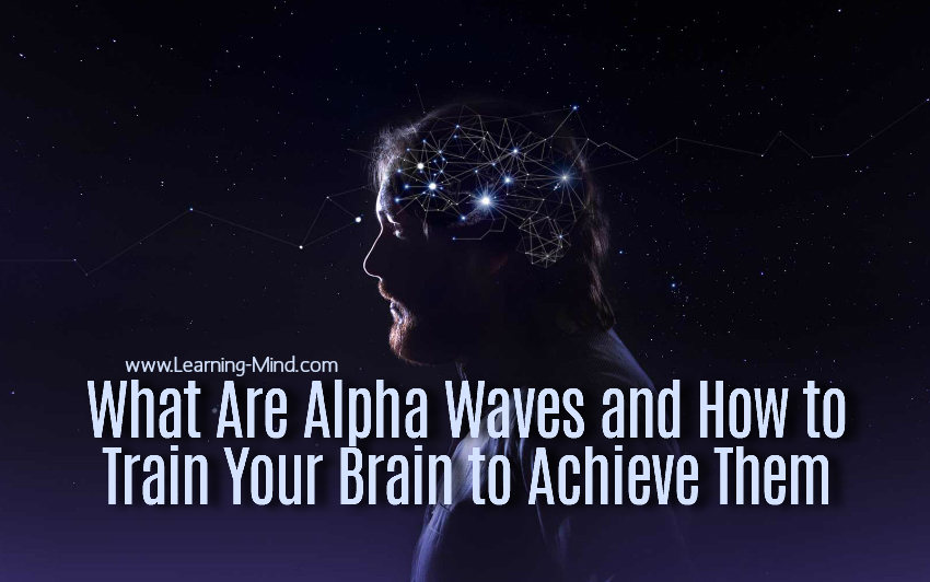 alpha waves brain
