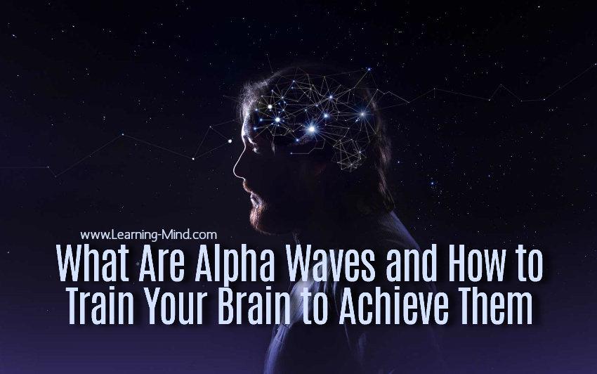 alpha waves brain