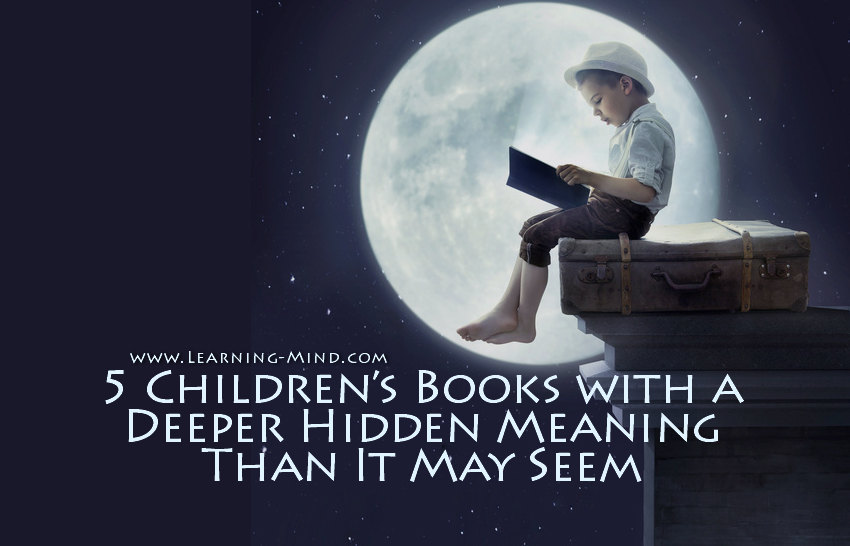 childrens book hidden meaning