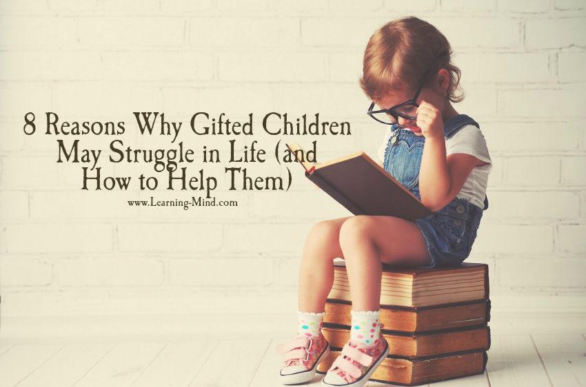 gifted children struggles