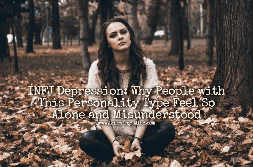 infj depression