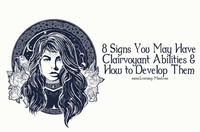 clairvoyant abilities